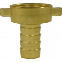 """Hose Tail Brass 13mm - 3/4"""" F"""