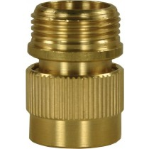 Brass Coupling Male 3/4""