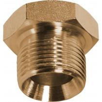 Zinc Plated Steel Plug