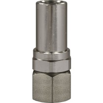 "ST1500 Swivel Coupling 3/8""F to 1/4""M"