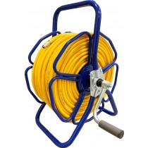 Streamline Metal Freestanding Hose Reel