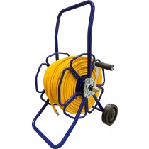 Streamline Metal Wheeled Hose Reel