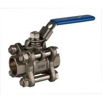Weld Socket Ball Valve