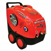 MAC Drop Revolution 11/120 Hot Mobile Pressure Washer 240v