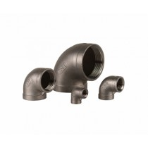 Stainless Steel Elbow BSP 90°