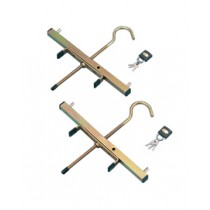 Zarges Roof Rack Clamps (pair)