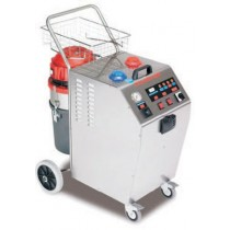 STI Combi 4000 Dry steam cleaner with Vacuum