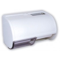 Toilet Roll Dispenser Trio Metal