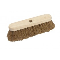 Soft Natural Coco Platform Broom Head