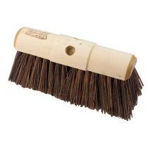 Stiff Yard Broom Head 12""