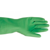 Household Rubber Gloves, Green