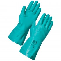 Nitrile N15 Gloves Green