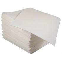 White Airlaid Napkin 1ply 33cm