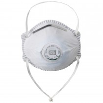 Face Mask FFP2 Rated, Valved