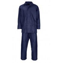 Rainwear Suit Polyester/PVC