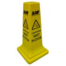 Safety Cone Yellow 460mm/21""
