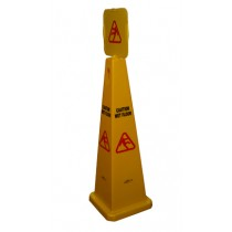 "Warning Cone ""Caution Wet Floor"""