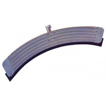 Squeegee Curved Metal 30""