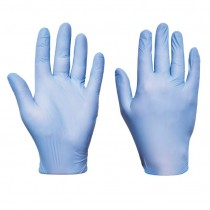 Powder Free Blue Ultra Nitrile Glove 200pcs