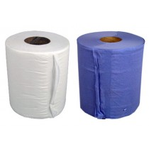 Paper Centrefeed 2 Ply (6 Rolls)