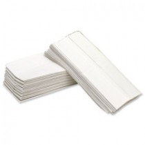 Paper Hand Towel White C-Fold 2ply, 2400 sheets