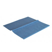 InFold Hand Towel Blue 1 Ply