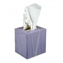 Cube Facial Tissue