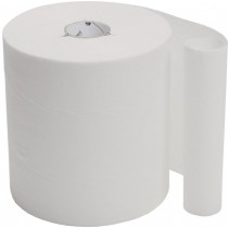 North Shore 1 Ply Recycled Roll Towel White