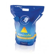 Sanisafe Wipes 200x240mm 230sheets