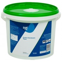 Pal TX Food & Beverage Wipes - 8L Bucket
