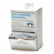 Moist Lens Cleaning Towelette Wipes (100)