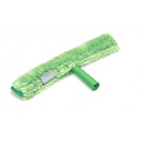 Complete T-bar washer with microfibre sleeve