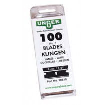 Unger Replacement Blades Pk100