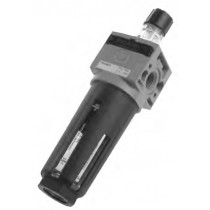 Transparent technopolymer sight dome with adjusting handle.