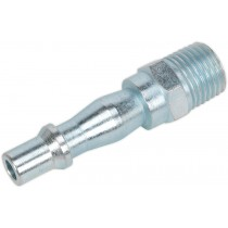 Screwed Adaptor Male 1/4""