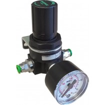 0-12bar Air Regulator & Gauge Kit