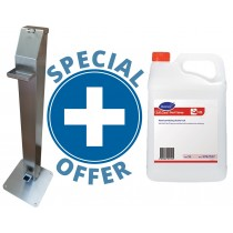 Hand Sanitiser Station Package Special Offer 1