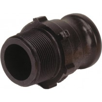 Camlock Adaptor Male