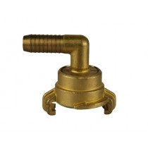 "Geka Swivel 1/2"" Hosetail 90°"