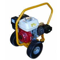 Commando 250P Mobile Pressure Washer