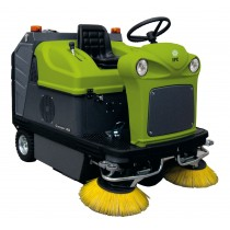 IPC Gansow 1450DP Ride-On Sweeper