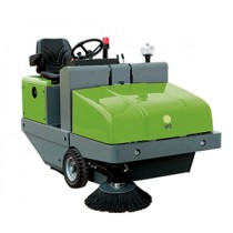 IPC Gansow 161 Ride-On Sweeper