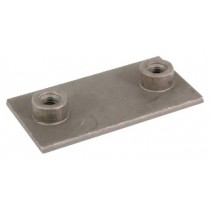 Stainless Steel Weld Plates