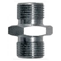 Zinc Plated M/M Adaptor