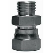 Stainless Steel M/F Adaptor