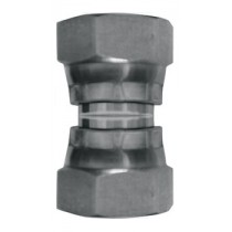Stainless Steel F/F Adaptor