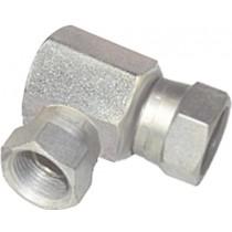 Zinc Plated F/F Adaptor