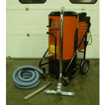 Kiekens C337 Vacuum Cleaner - Ex-Hire