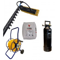 Streamline Solar Panel Cleaning Carry Kit
