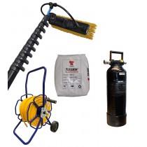 Streamline Solar Panel Cleaning Carry Kit
